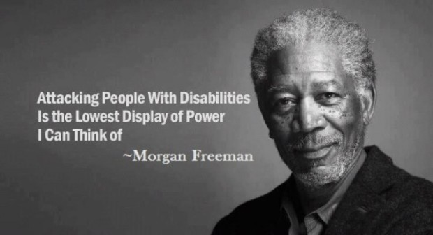 gehandicapte aangevallen quote morgan freeman.jpg