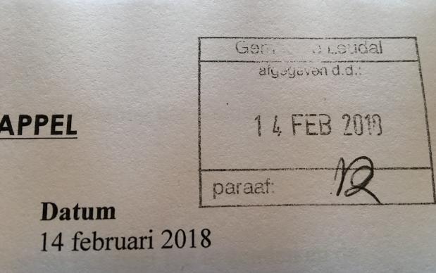 Rappelvordering dwangsom ontvangstbevestiging 2018-02-14 at 10.15.47