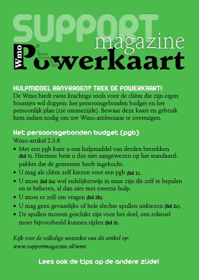 WmoPowerkaart